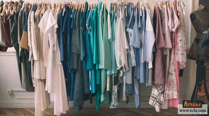 أن يختار لك شريكك ملابسك، بالنسبة إليك ...