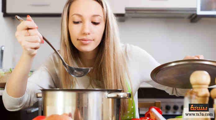 إعداد الطعام