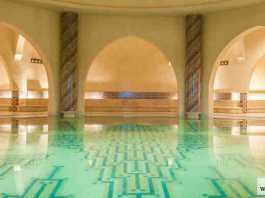 استخدام الحمام المغربي