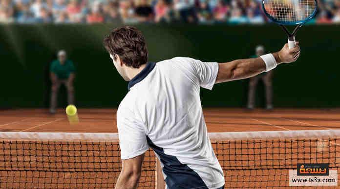 التنس الأرضي
