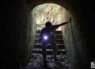 الخوف من الظلام