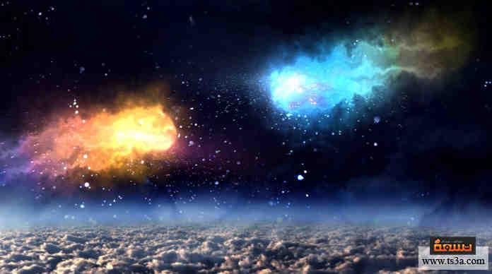الشهب كيف يفسر العلم رؤية الشهب والمذنبات في الليل تسعة