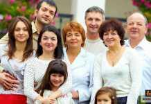 العائلات الكبيرة