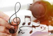 النوتة الموسيقية