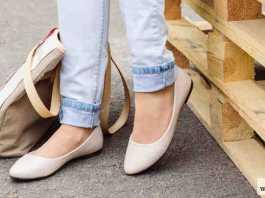 تنظيف الحذاء الأبيض