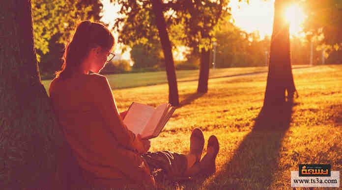 ما عدد الكتب التي تقرأها في الشهر؟