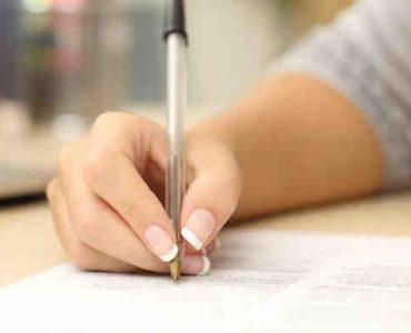 كتابة خطاب رسمي
