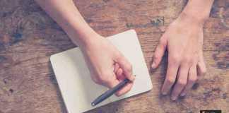 كتابة خطاب ودي