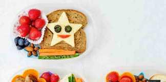 إعداد وجبات للأطفال
