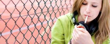 إقناع المراهقين بالإقلاع عن التدخين