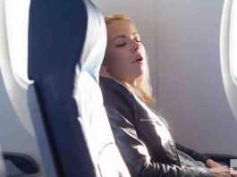 النوم أثناء السفر