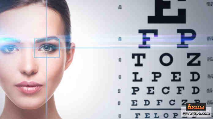 تصحيح البصر بالليزر