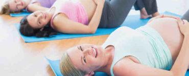 تمرينات الحمل