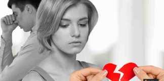علامات الطلاق