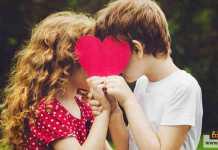 الحب الطفولي