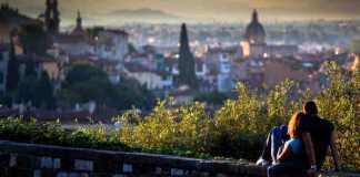 المدن الرومانسية