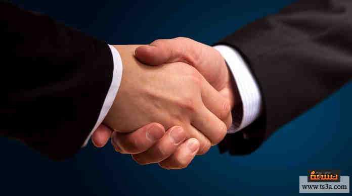 اختيار الشريك التجاري