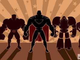 الأبطال الخارقون