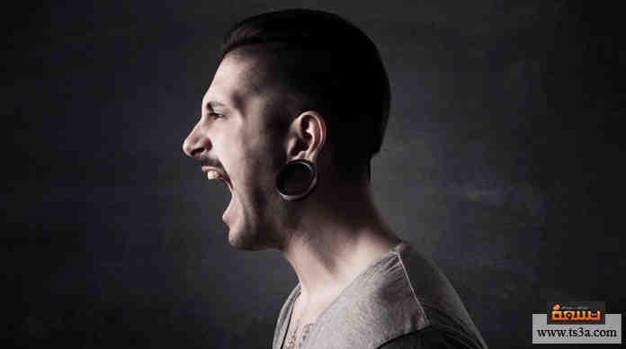 الرغبة في الصراخ