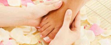 العلاج الطبيعي للقدم
