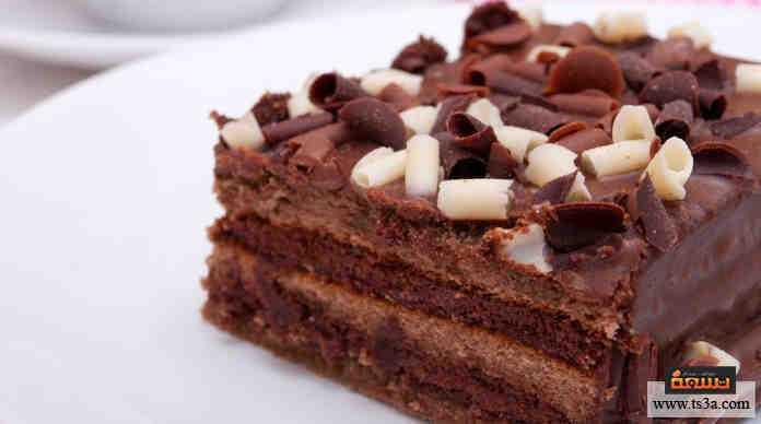 كعكة البراونيز