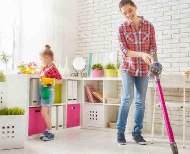 نظافة المنزل