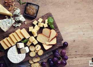 أنواع الجبن