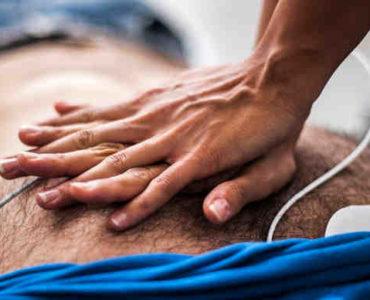 إسعافات السكتة القلبية