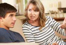التعامل مع المراهق