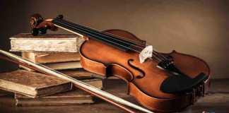 العزف على الكمان