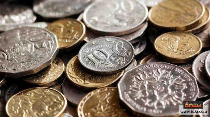 العملات المعدنية