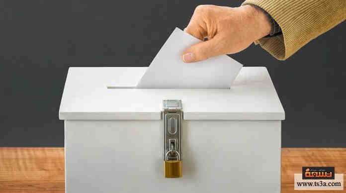 تزوير الانتخابات