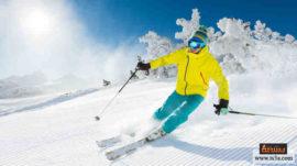 رياضة التزلج