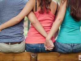 الحب ثلاثي الأطراف