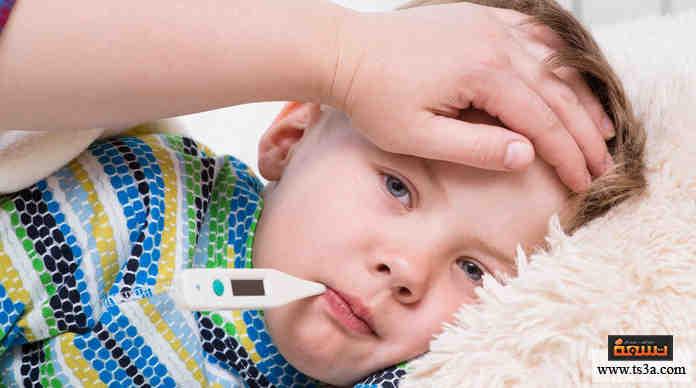 حمى الأطفال