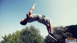 رياضة الباركور