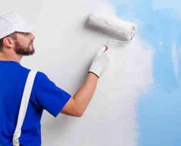 طلاء الجدران