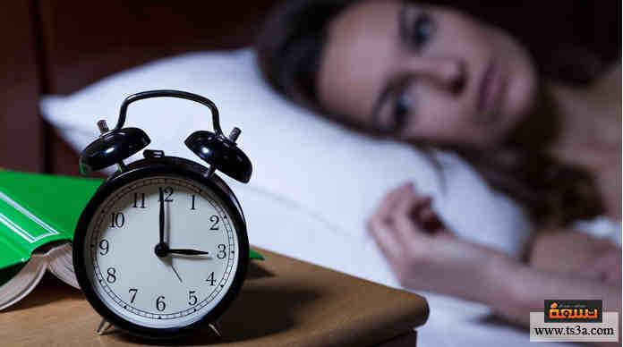 الاستيقاظ في الليل