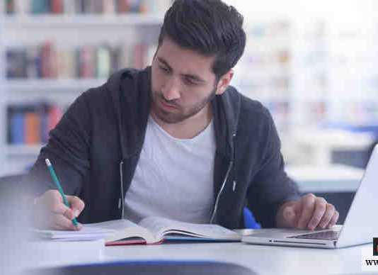 الدراسة عبر الإنترنت