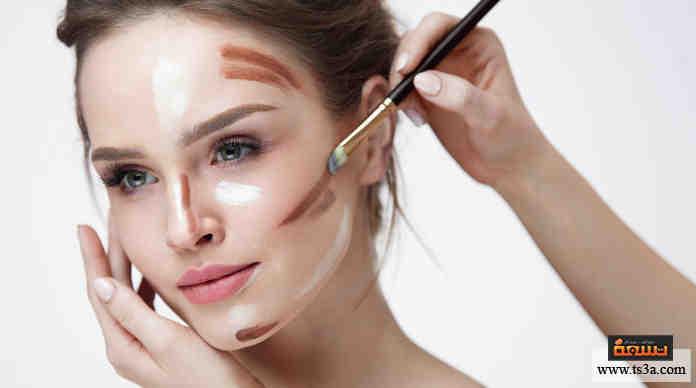 كيف تضعين الكونتور على وجهك باحترافية دون الحاجة لمراكز التجميل تسعة
