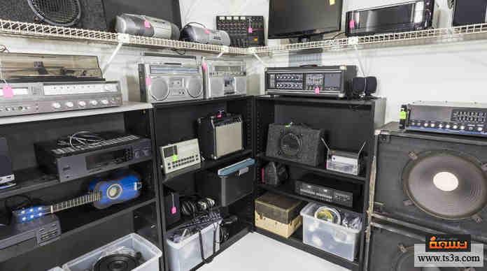 شراء أجهزة مستعملة