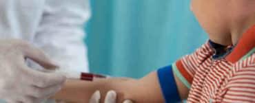 فقر دم الأطفال