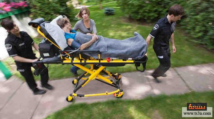 نقل المريض