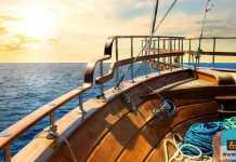المرض في الرحلات البحرية