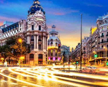 تأشيرة إسبانيا