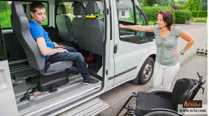 تحسين حياة ذوي الاحتياجات الخاصة