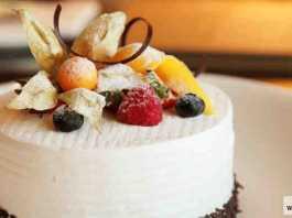حلويات خالية من الكولسترول