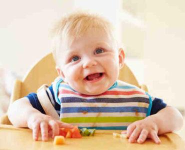 زيادة وزن الطفل