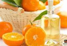 زيت البرتقال