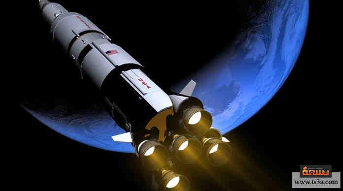 صناعة صواريخ الفضاء
